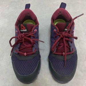 Reebok Alloy Toe Work Shoes Sneakers 7